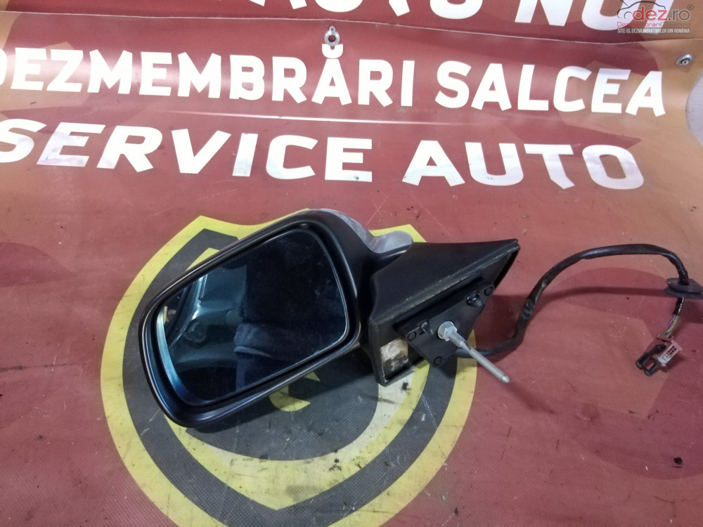 Oglinda Completa Electrica Stanga Peugeot 407 cod oem Piese auto în Suceava, Suceava Dezmembrari