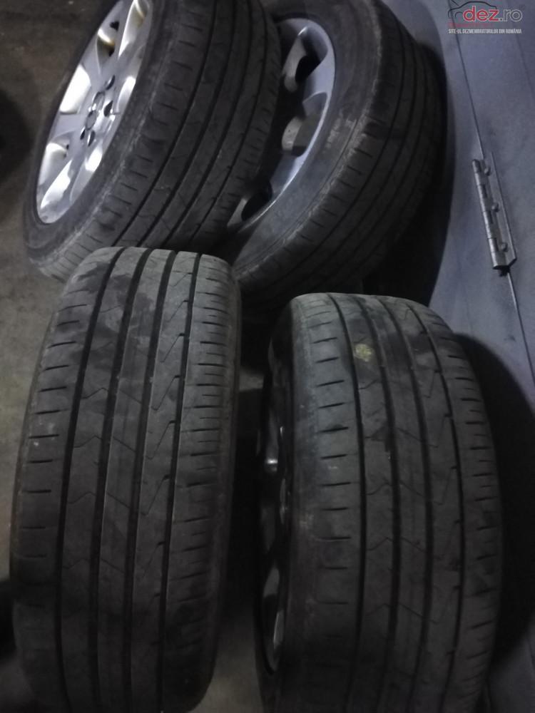 Jante Aliaj Set R 16 Cu Anvelope 255/55/16 Hankook Mercedes C Clas cod oem Piese auto în Suceava, Suceava Dezmembrari