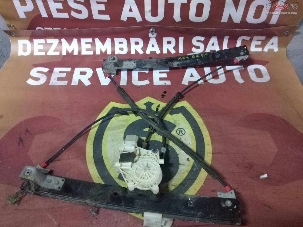 Macara Geam Electric Dreapta Fata Ford Mondeo Mk 4 cod oem Piese auto în Suceava, Suceava Dezmembrari