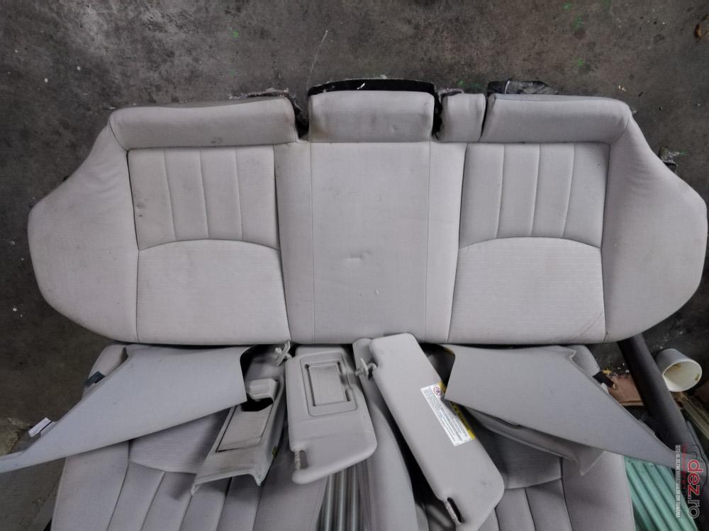Canapele Mercedes C 200 sedan 2004 Piese auto în Suceava, Suceava Dezmembrari