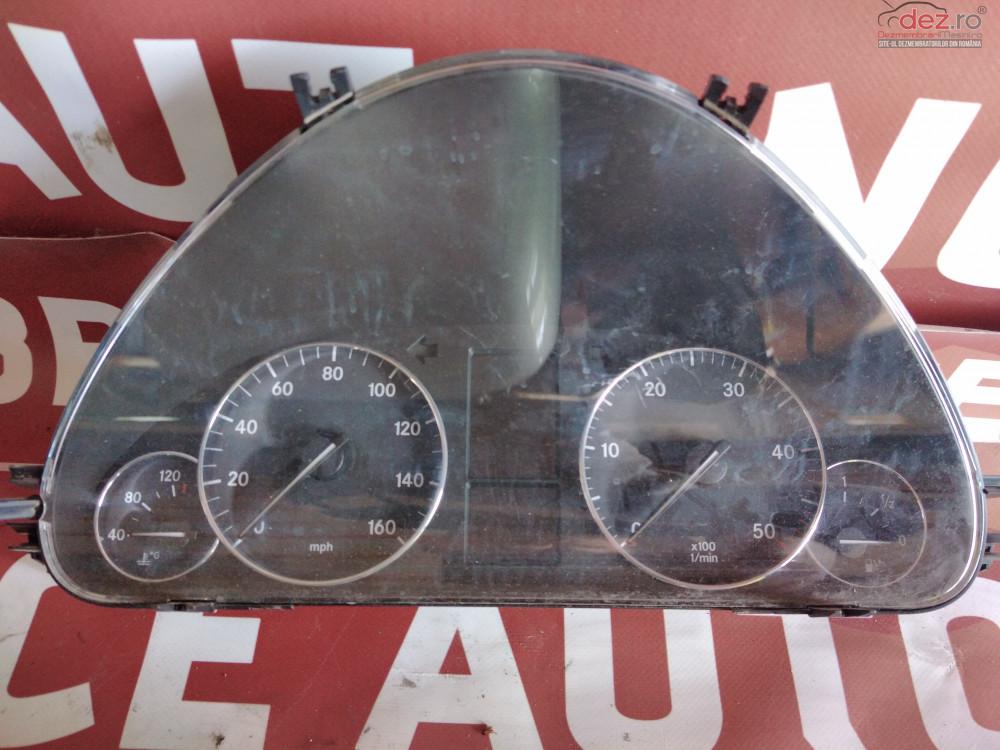 Ceasuri Bord Mercedes C Class W203 Facelift cod oem în Suceava, Suceava Dezmembrari