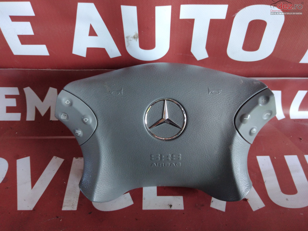 Airbag Volan Mercedes Benz C Class W203 cod oem în Suceava, Suceava Dezmembrari