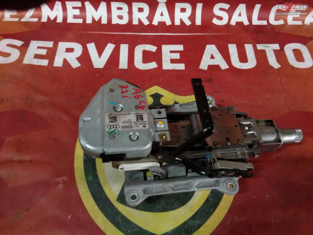 Ax Coloana Volan Cu Blocator Audi A6c6 Cod 4f0905852b cod oem în Suceava, Suceava Dezmembrari