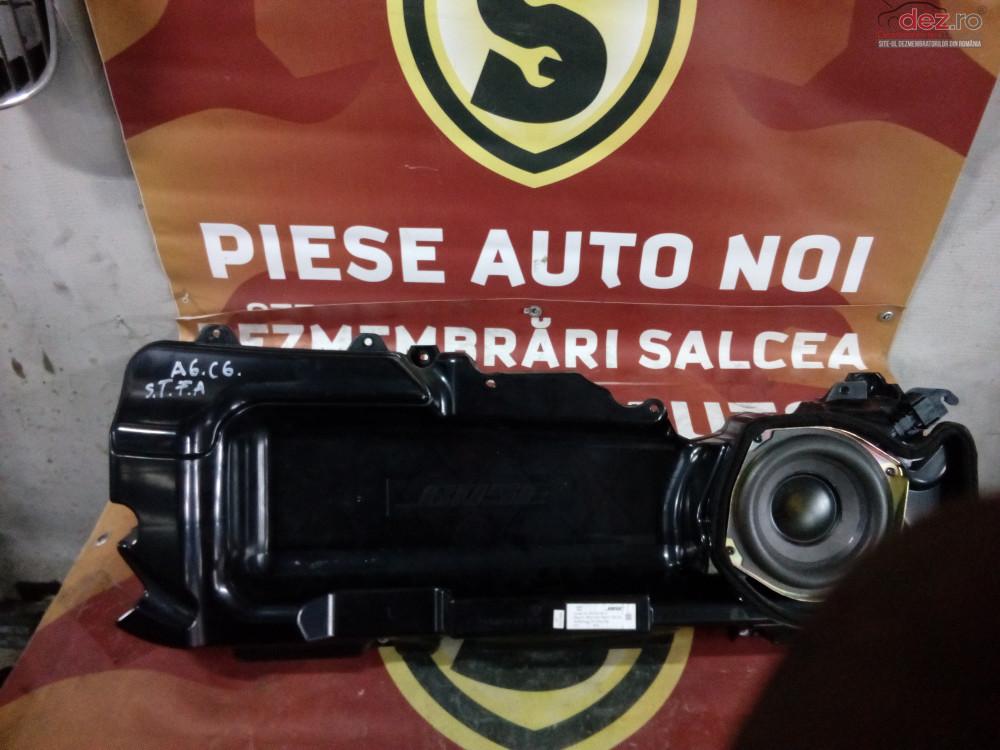 Boxe Bose Fata Stanga / Dreapta Audi A6 C6 cod OEM Piese auto în Suceava, Suceava Dezmembrari