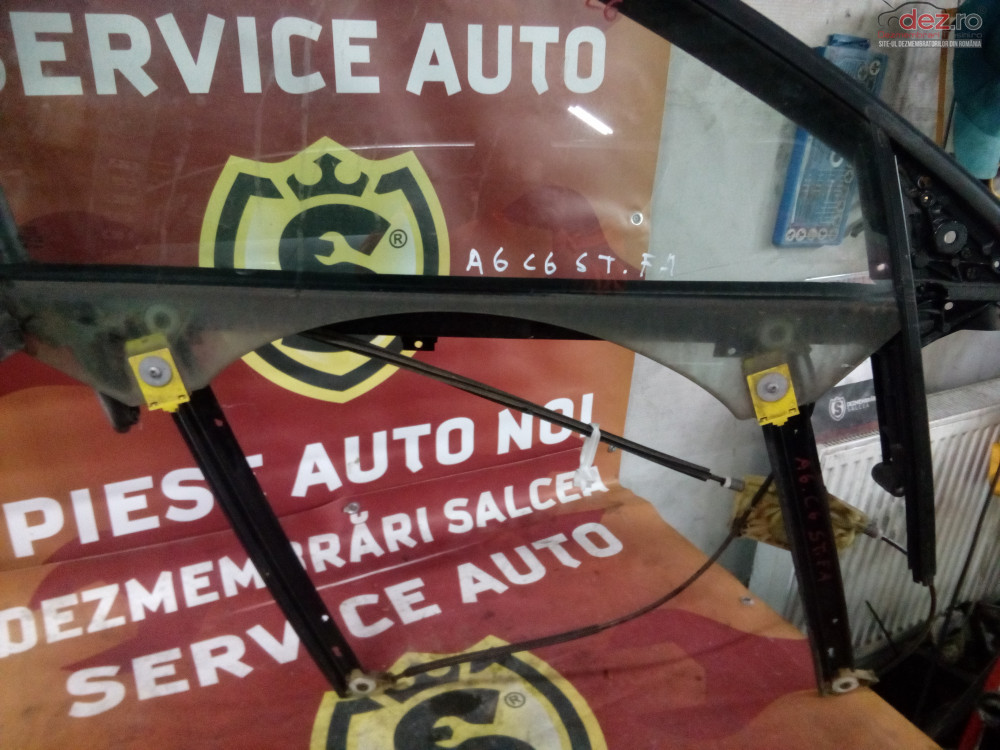 Macara Geam Electric Fata Stanga / Dreapta Audi A6c6 cod oem Piese auto în Suceava, Suceava Dezmembrari