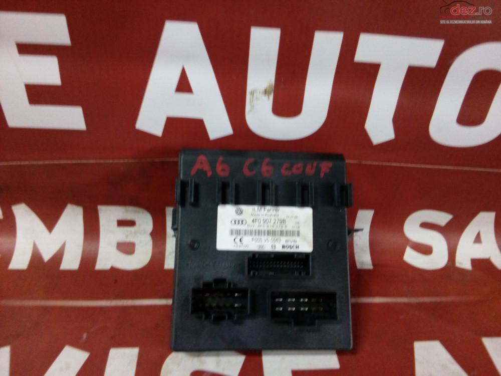 Calculator Confort 4f0907289g Audi A6c6 cod oem Piese auto în Suceava, Suceava Dezmembrari
