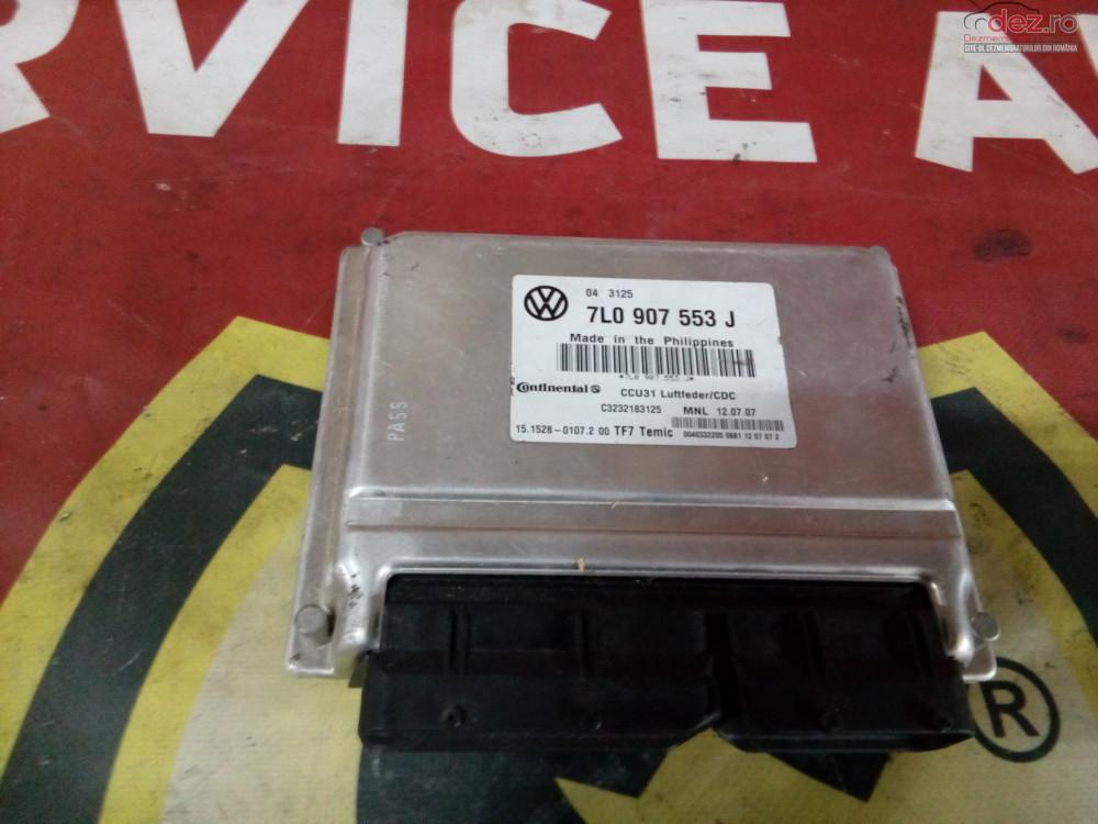 Calculator Suspensie Cod 7l0907553j Audi Piese auto în Suceava, Suceava Dezmembrari