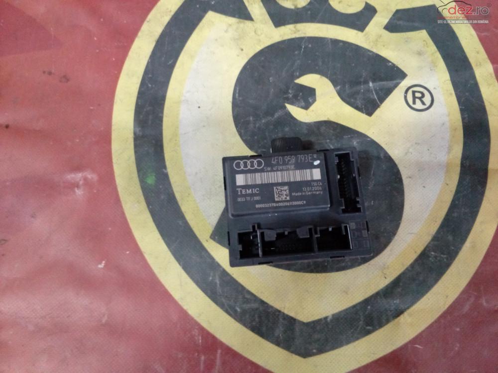 Calculator Portiera/usa Cod 4f0959793e Audi A6c6 Dezmembrări auto în Suceava, Suceava Dezmembrari