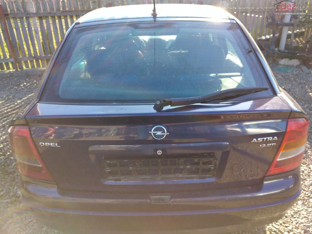 Haion Complet / Capota Portbagaj Cu Luneta Opel Astra G Hatchback cod oem Piese auto în Suceava, Suceava Dezmembrari