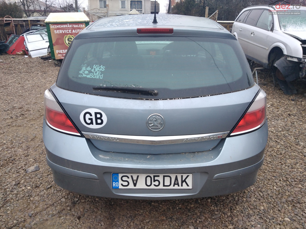 Dezmembrez Opel Astra H 1 7 Z17dth 101 Cp An 2005 Dezmembrări auto în Suceava, Suceava Dezmembrari