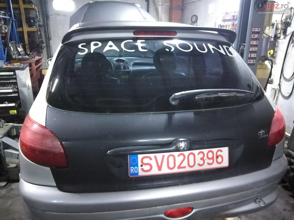 Haion Cu Luneta Si Eleron Peugeot 206 cod oem Piese auto în Suceava, Suceava Dezmembrari