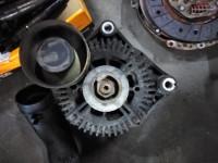 Alternator Bmw 530 E60 170a Cod 2543305b cod oem Piese auto în Suceava, Suceava Dezmembrari