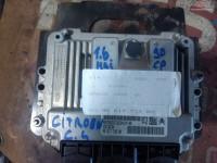 Calculator Motor / Ecu Citroen C4 9661773380 1 6hdi 90 Cp cod oem Piese auto în Suceava, Suceava Dezmembrari
