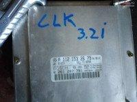 Ecu / Calculator Motor A1121532679 Mercedes Clk W209 3 2 V6 I cod oem Piese auto în Suceava, Suceava Dezmembrari