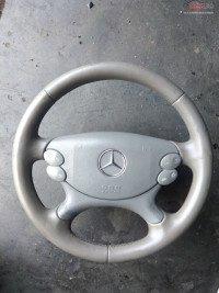 Volan Mercedes Clk W209 / W211 Facelift cod oem Piese auto în Suceava, Suceava Dezmembrari