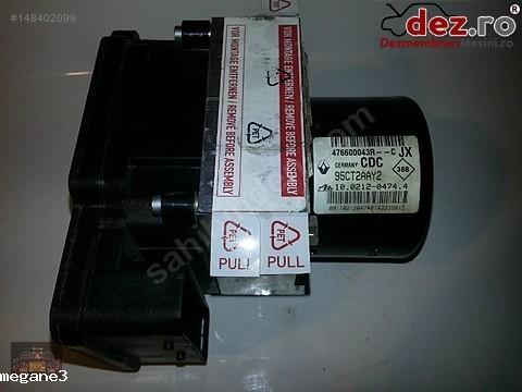 Pompa ABS Renault Megane 3 2010 cod 476604304R