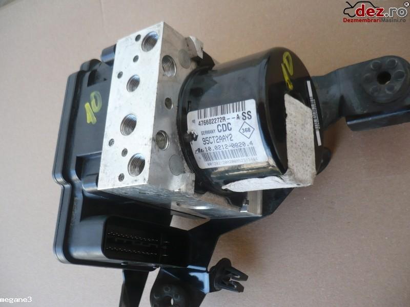 Modul ESP Renault Megane 3 2012 cod 476602272R