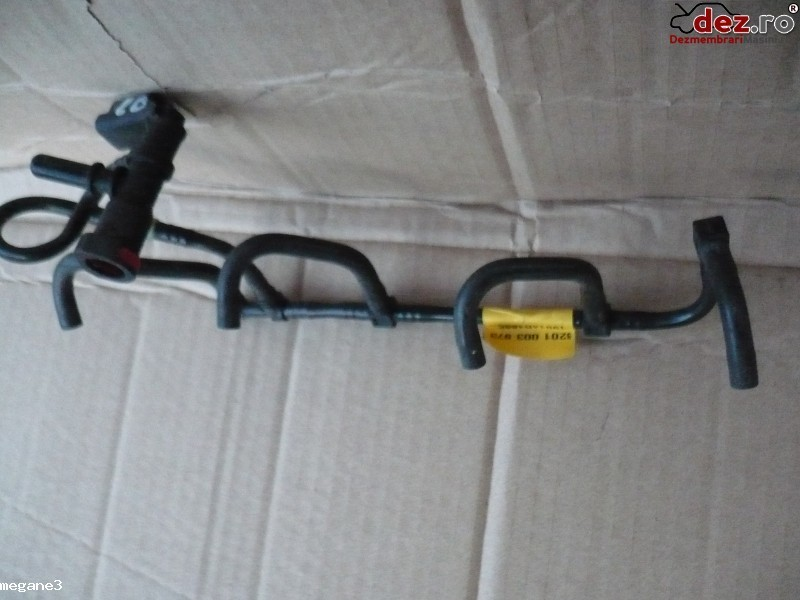 Rampa injectoare Renault Megane 3 2010 cod 8200907230
