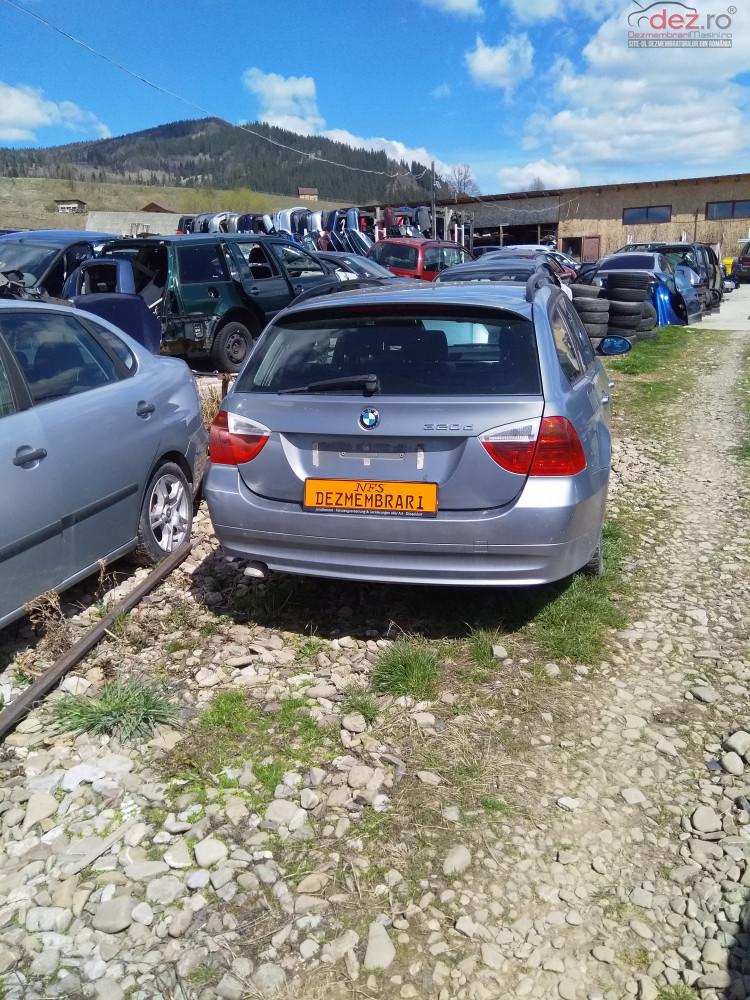 Dezmembram Bmw E91 2 0d Dezmembrări auto în Campulung Moldovenesc, Suceava Dezmembrari