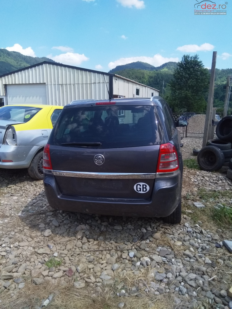 Dezmembram Opel Zafira 1 9cdti Dezmembrări auto în Campulung Moldovenesc, Suceava Dezmembrari