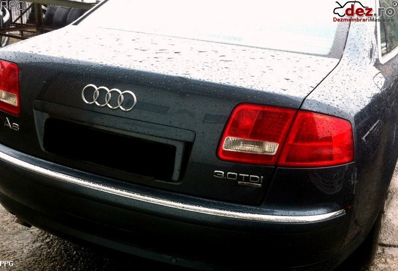 Dezmembrez Audi A8 4e D3 Limuzina 4 2 Benzina Quattro 4163 Cmc Dezmembrări auto în Bucuresti, Bucuresti Dezmembrari