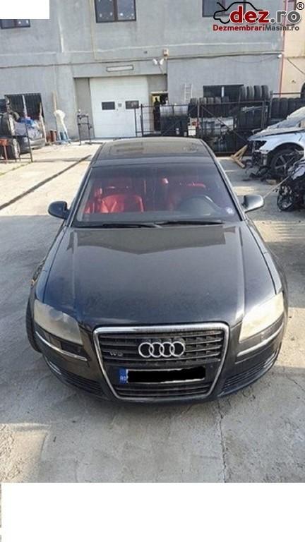 Dezmembrari Audi A8 4e D3 4 0 Tdi Ase Quattro 2003 2009 Dezmembrări auto în Bucuresti, Bucuresti Dezmembrari
