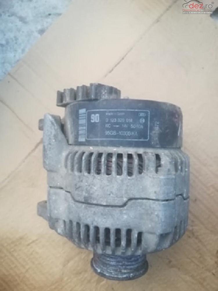 Alternator Ford Scorpio 2 0 Cmc Ani 94 98 Cod 0123320014 Nr 507 Piese auto în Corbeanca, Ilfov Dezmembrari