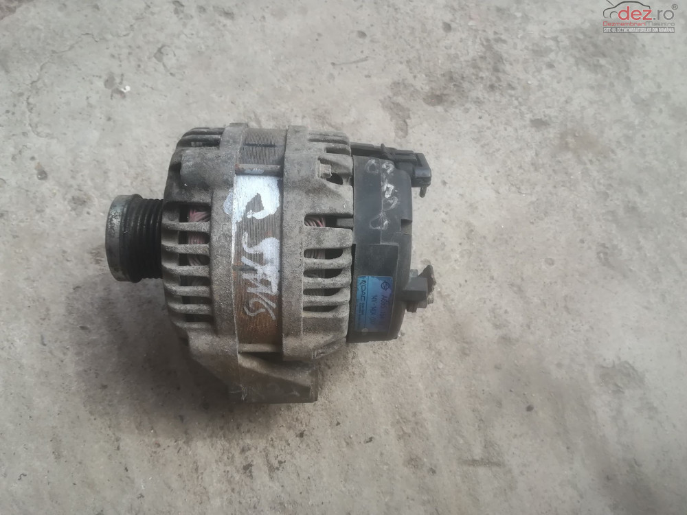 Alternator Ssangyong Rexton   2 0 Cmc   2003    2006  Cod A6651540202  cod a6651540202 Piese auto în Corbeanca, Ilfov Dezmembrari