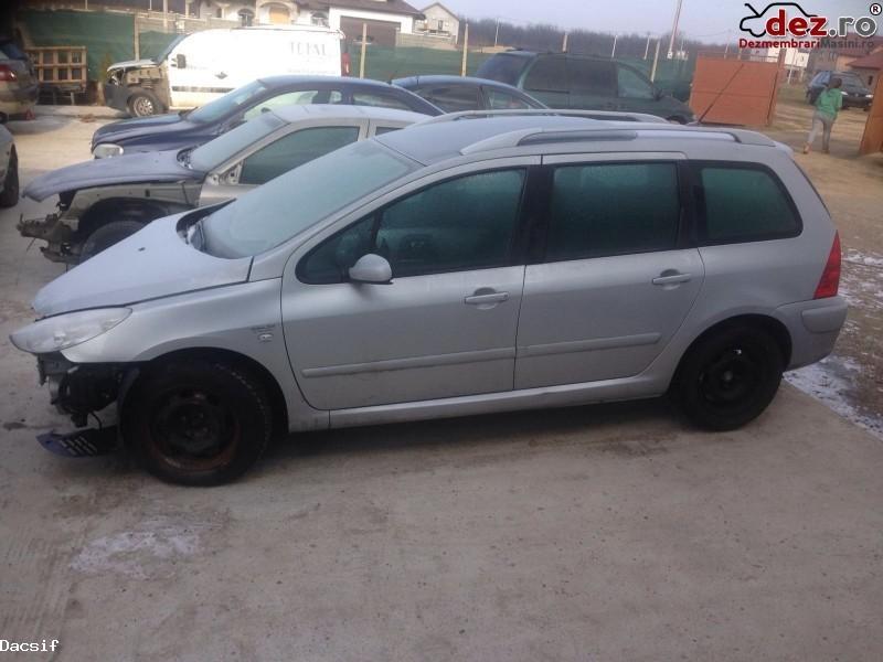 Dezmembrez Peugeot 307 Sv  Dezmembrări auto în Arad, Arad Dezmembrari