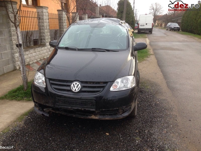 Dezmembram Volkswagen Fox 1 2 Benzina Dezmembrări auto în Arad, Arad Dezmembrari
