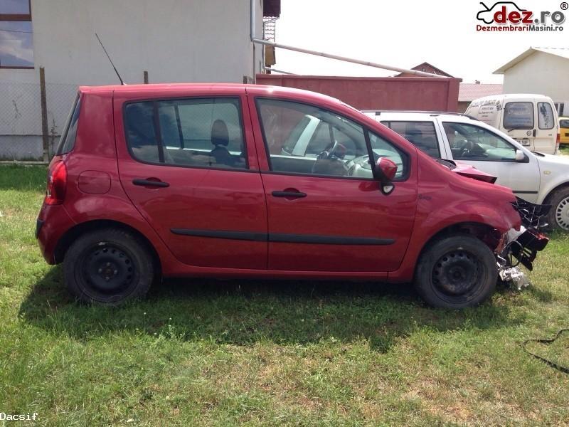 Dezmembram Renault Modus 1 2 Benzina Climatronic An 2009 Dezmembrări auto în Arad, Arad Dezmembrari