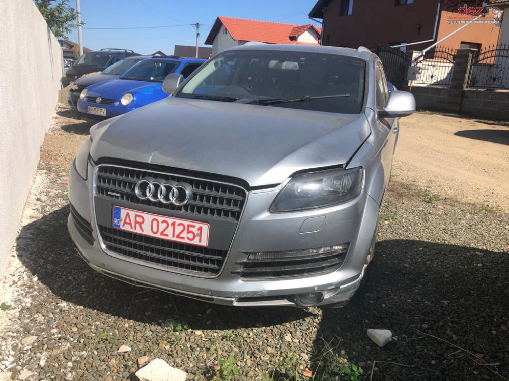 Dezmembrez Audi Q7 3 0 Tdi An 2007 Dezmembrări auto în Arad, Arad Dezmembrari
