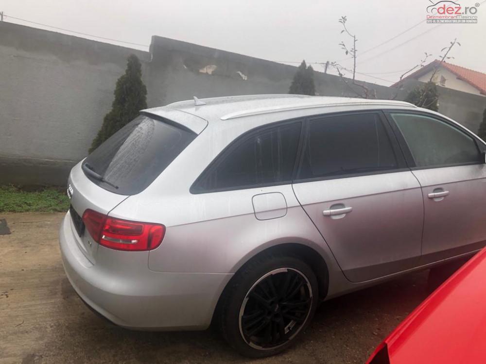 Dezmembrez Audi A4 B8 2 0 Tdi Tip Motor Cglc 172000 Km An 2013 Dezmembrări auto în Arad, Arad Dezmembrari