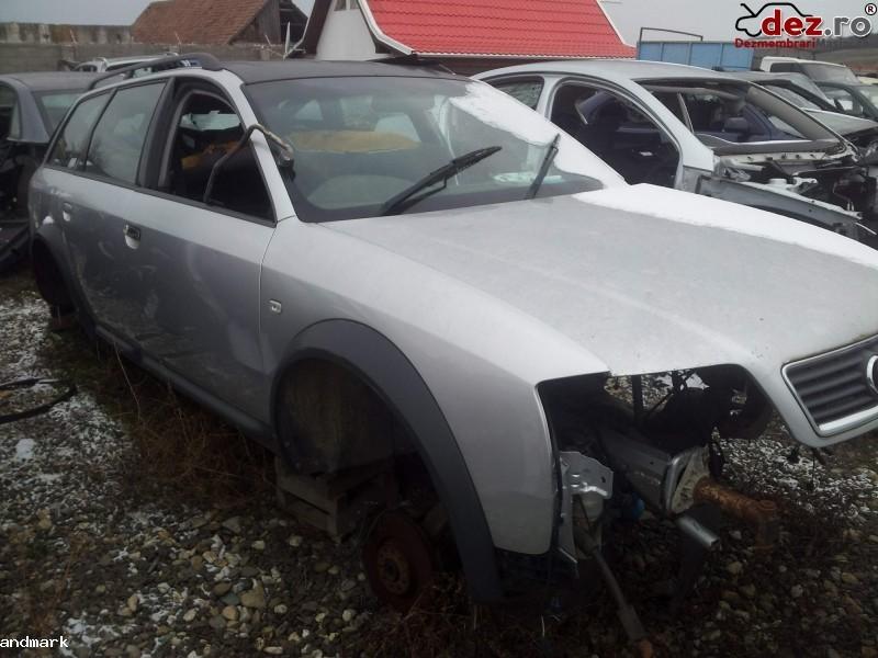 Dezmembrez Audi A6 Allroad Dezmembrări auto în Zalau, Salaj Dezmembrari