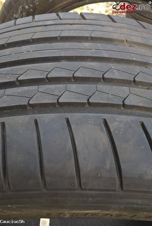 Anvelope de vara - 285 / 30 - R21 Dunlop Anvelope second hand în Bucuresti, Bucuresti Dezmembrari