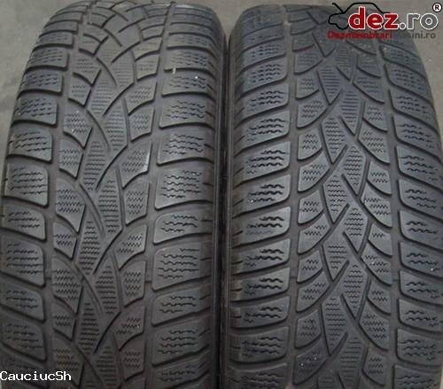 Anvelope de iarna - 205 / 60 - R16 Dunlop Anvelope second hand în Bucuresti, Bucuresti Dezmembrari