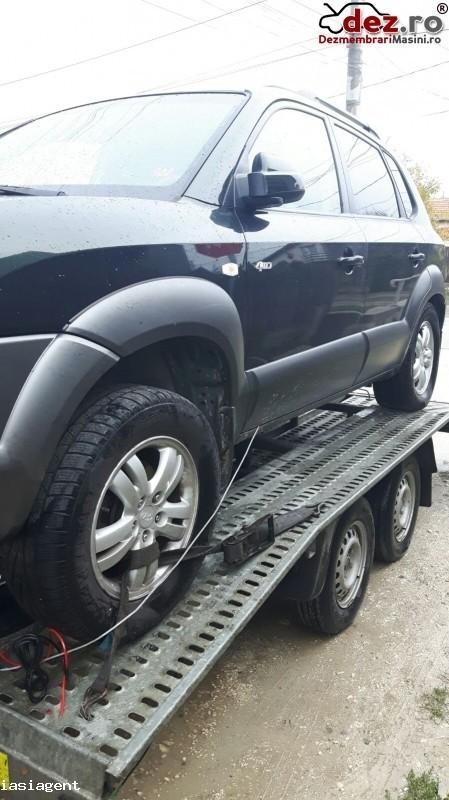 Dezmembrez Hyundai Tucson 2006  Dezmembrări auto în Iasi, Iasi Dezmembrari