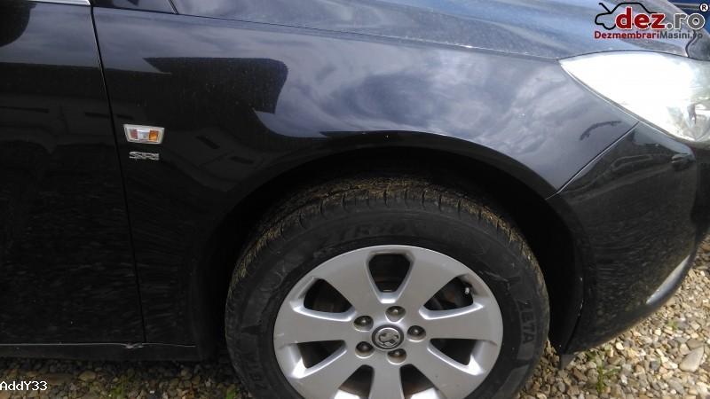 Aripa fata Opel Insignia berlina 2009 Piese auto în Fantana Mare, Suceava Dezmembrari