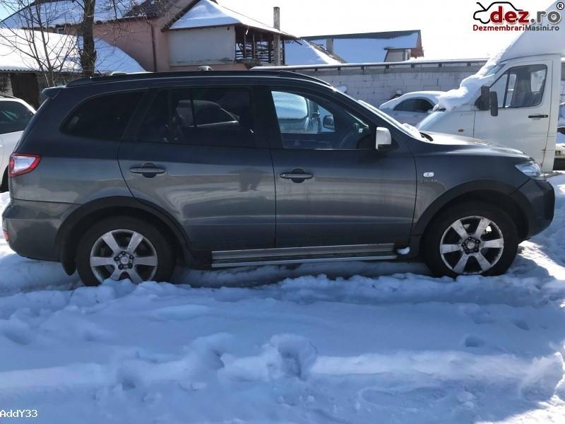 Dezmembrez Hyundai Santa Fe 2 2 Crdi (2008) 4wd