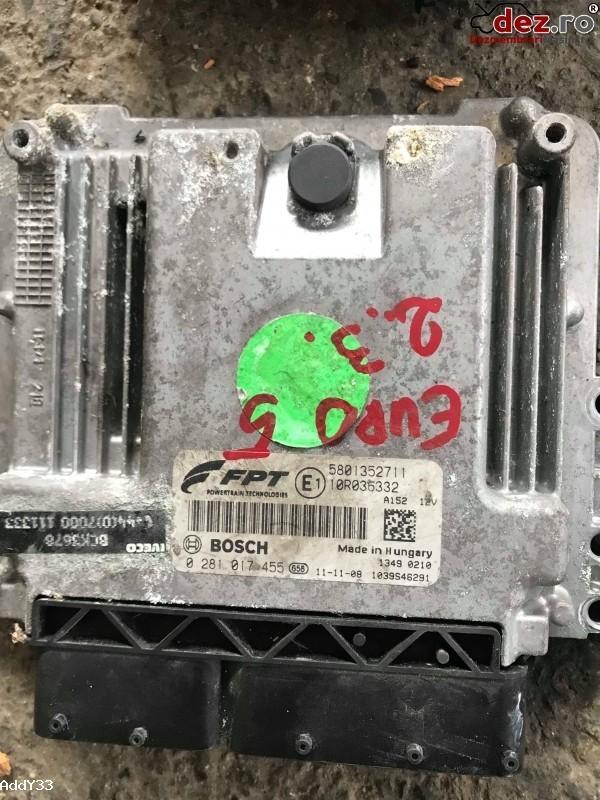 Kit pornire motor Iveco Daily V 2011 cod 0 281 017 455