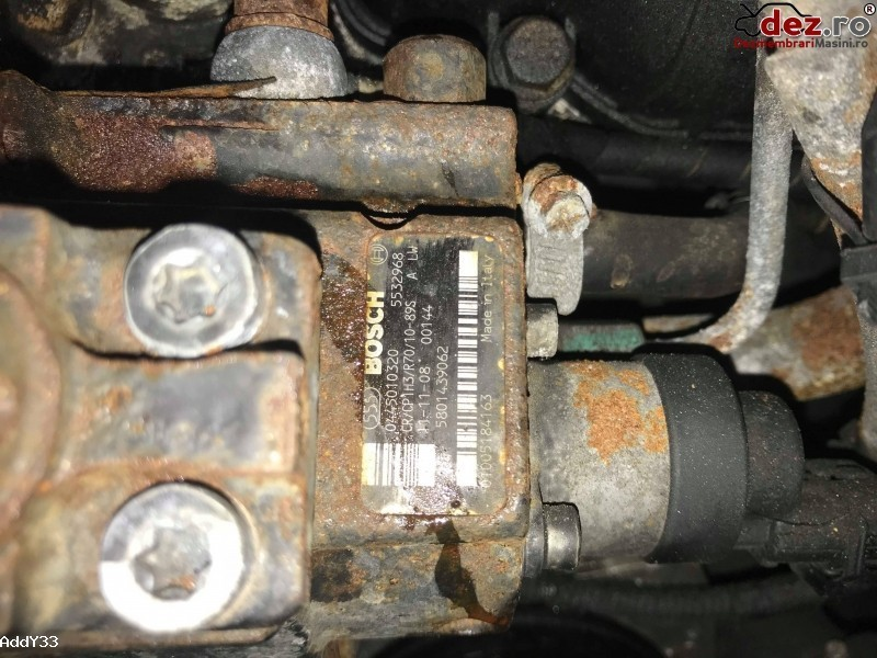 Pompa inalta presiune Iveco Daily V 2011 cod 0445010320