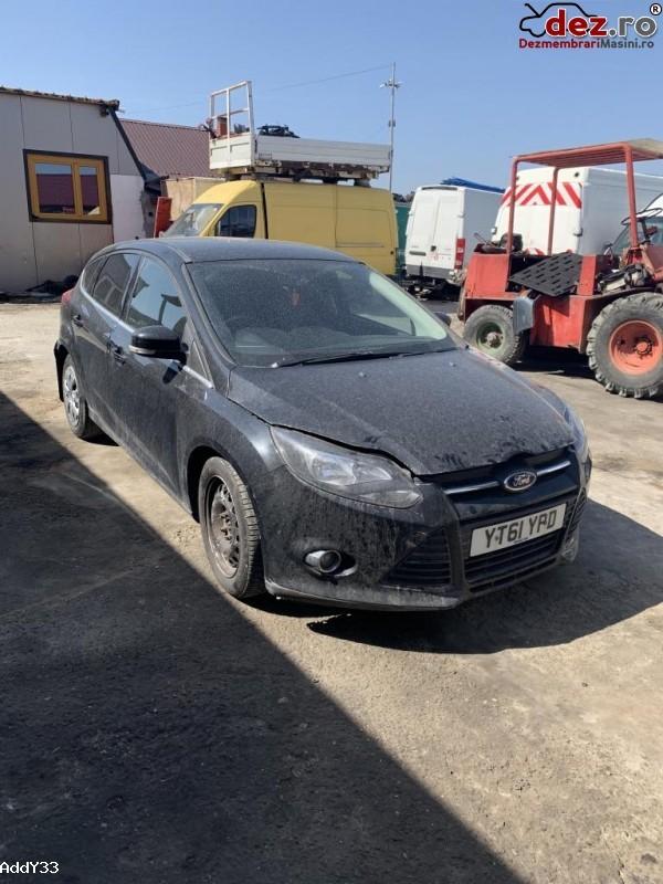 Dezmembrez Ford Focus 3 2012 1 6 Tdci    Motor La Cheie  Dezmembrări auto în Fantana Mare, Suceava Dezmembrari