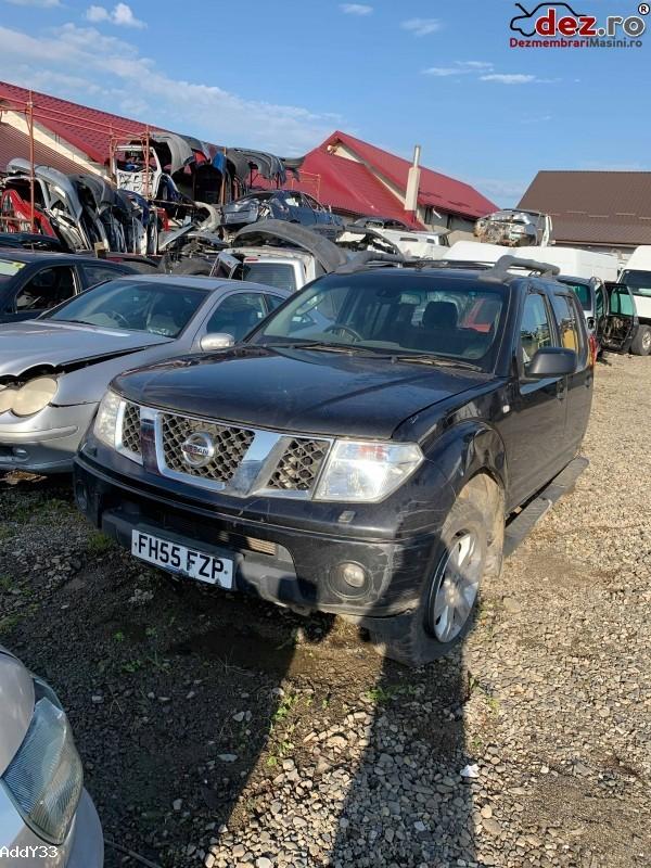 Dezmembrez Nissan Navara D40 2007 2 5 (130 000 De Mile)  Dezmembrări auto în Fantana Mare, Suceava Dezmembrari