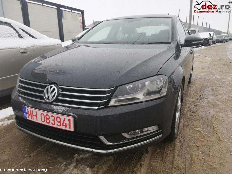 Dezmembrez Volkswagen Passat (b7)   2 0 Tdi   2012  Dezmembrări auto în Drobeta-Turnu Severin, Mehedinti Dezmembrari