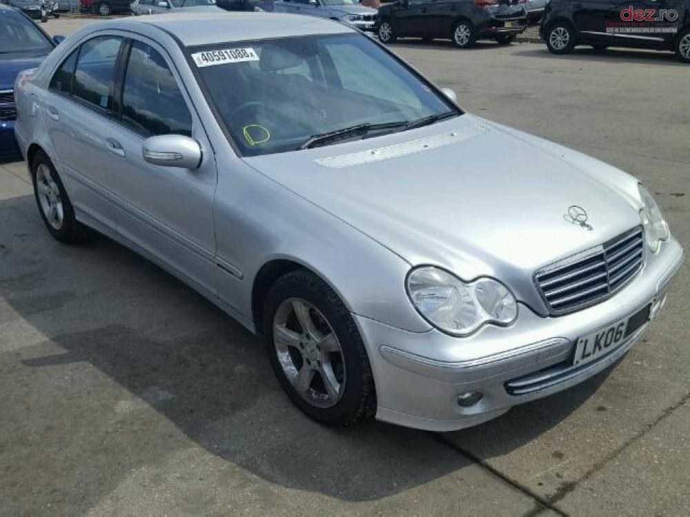 Dezmembrez Mercedes C Class W203 Dezmembrări auto în Braila, Braila Dezmembrari