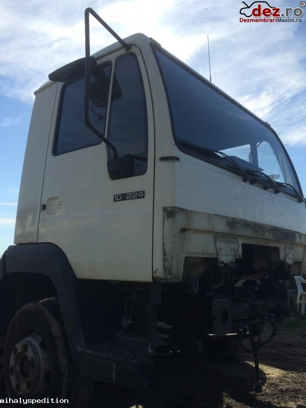 Cabina MAN 7.5 T; 10 T ; 12 T Dezmembrări camioane în Otopeni, Ilfov Dezmembrari