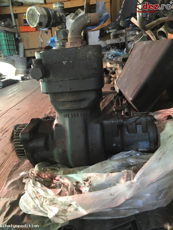 Compresor aer   Servodirectie MAN  Dezmembrări camioane în Otopeni, Ilfov Dezmembrari