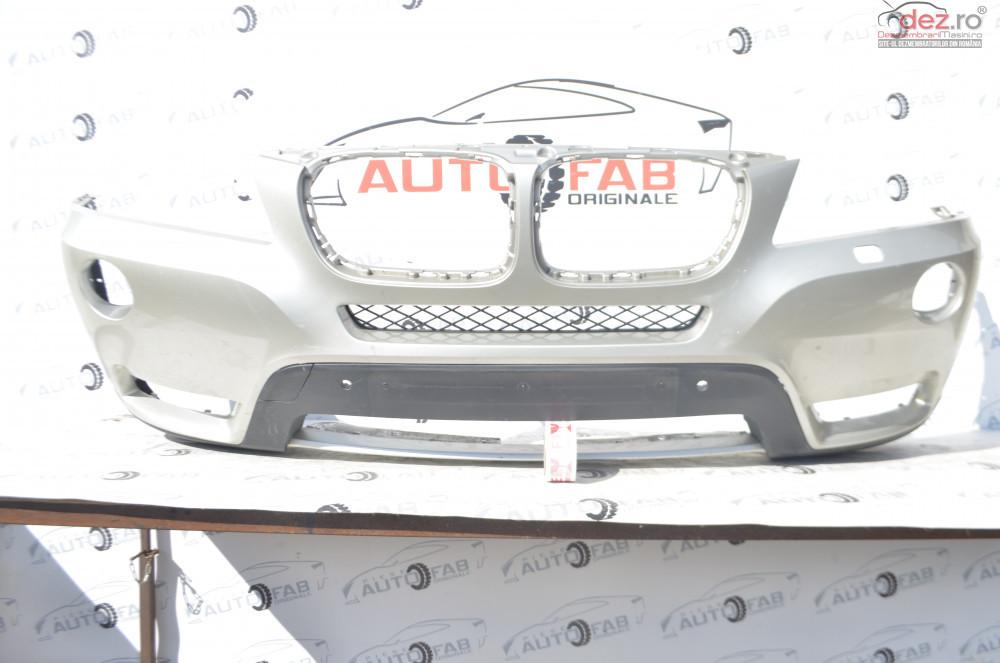 Bara Fata Bmw X3 F252010 2014 cod 4EAXVWUP0W Piese auto în Arad, Arad Dezmembrari