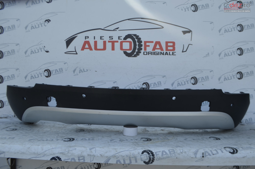 Fusta / Difuzor Bara Spate Bmw X1 E842009 2013 cod C8APC0Y3OH Piese auto în Arad, Arad Dezmembrari