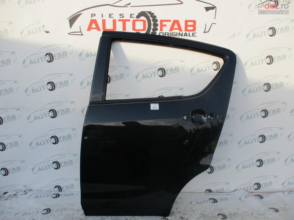Usa Stanga Spate Opel Agila B 2007 2016 cod WGN9BQ31FS Piese auto în Arad, Arad Dezmembrari